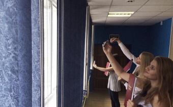 Priemerný absolvent slovenskej vysokej školy…ale za tú selfie to stálo