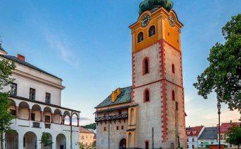 Banská Bystrica :) autor fotografie: Gabriel Antal